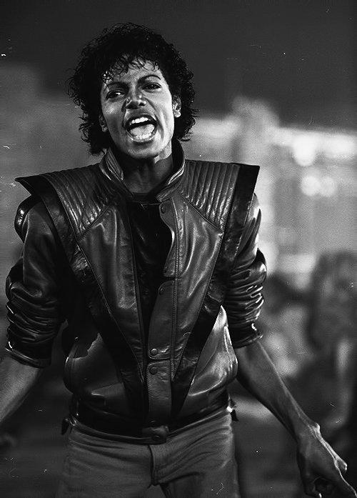 Une véritable célébrité: Michael Jackson